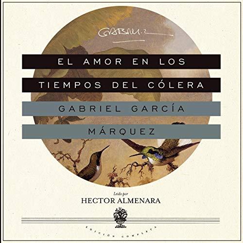 Audiolibro El amor en los tiempos del cólera