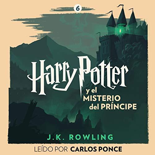 Audiolibro Harry Potter y el misterio del príncipe