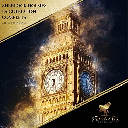 Audiolibro Sherlock Holmes.