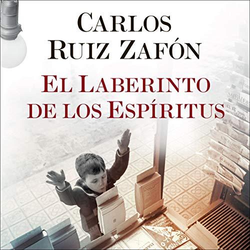 Audiolibro El Laberinto de los Espíritus