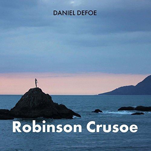 Audiolibro Robinson Crusoe
