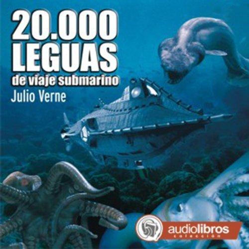 Audiolibro 20.000 Leguas de viaje submarino
