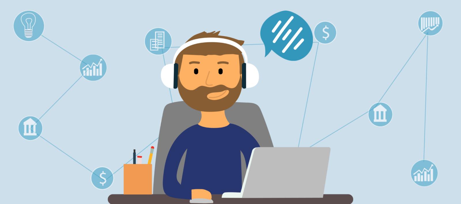 Audiolibros de finanzas