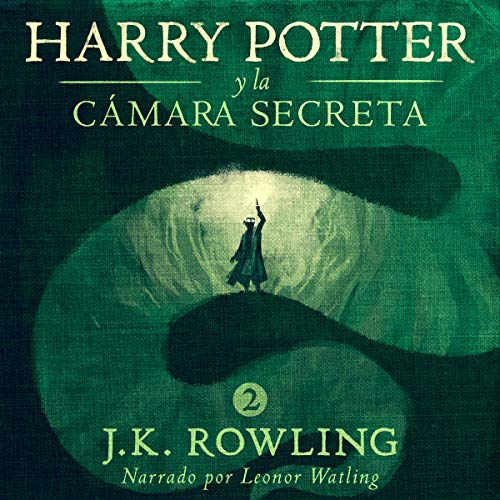 Audiolibro Harry Potter y la cámara secreta