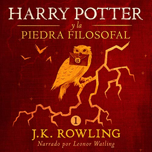 Audiolibro Harry Potter y la piedra filosofal