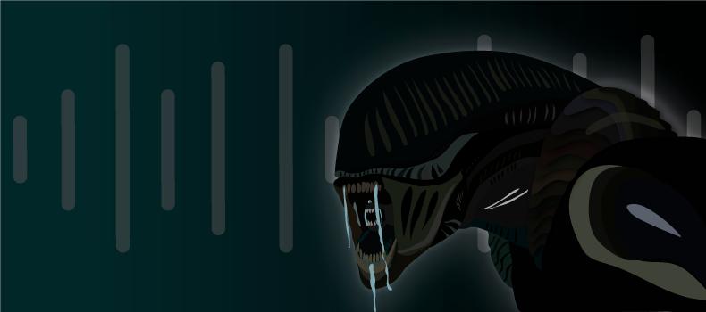 Alien audiolibros